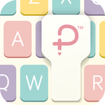 Pastel Keyboard